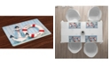 Ambesonne Buoy Place Mats, Set of 4