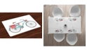 Ambesonne Bicycle Place Mats, Set of 4