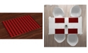 Ambesonne Plaid Place Mats, Set of 4