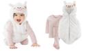 Carter's Baby Boys & Girls 3-Pc. Little Llama Costume