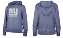 '47 Brand Women's New York Giants Lace Up Hoodie