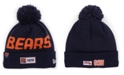 New Era Chicago Bears Road Sport Knit Hat