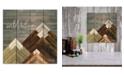 "Courtside Market Wild Free 12"" x 12"" Wood Pallet Wall Art"