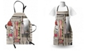Ambesonne Heels and Dresses Apron