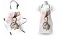 Ambesonne Mothers Day Apron