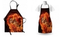 Ambesonne Manly Apron