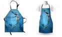 Ambesonne Underwater Apron