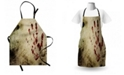 Ambesonne Horror House Apron