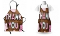 Ambesonne thank You Apron