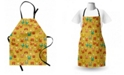Ambesonne Crabs Apron