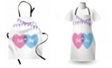 Ambesonne Gender Reveal Apron
