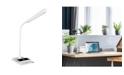 OttLite Power Up Led Desk Lamp with Wireless Charging