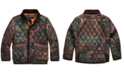 Polo Ralph Lauren Little Boy's Quilted Car Coat