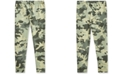 Polo Ralph Lauren Big Girls Camo Stretch Jersey Legging