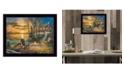 Trendy Decor 4U Trendy Decor 4U Fireside By Jim Hansen, Printed Wall Art, Ready to hang Frame Collection
