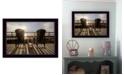 "Trendy Decor 4U Front Row Seats By Lori Deiter, Printed Wall Art, Ready to hang, Black Frame, 20"" x 14"""