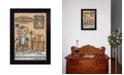 "Trendy Decor 4U Family by Mary Ann June, Ready to hang Framed Print, Black Frame, 14"" x 20"""