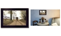 Trendy Decor 4U  Trendy Decor 4U Headin' Home By Billy Jacobs - Printed Wall Art Collection