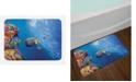 Ambesonne Under The Sea Bath Mat