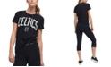 DKNY Women's Boston Celtics Players T-Shirt