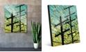 "Creative Gallery Electric Link - Summer Sky 24"" x 36"" Acrylic Wall Art Print"