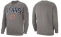 Nike Men's Chicago Bears Fleece Club Crew Sweatshirt