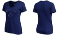 Majestic Women's Tampa Bay Lightning Foil  T-shirt