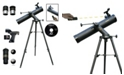 Cassini 800mm x 80mm Astronomical Tracker Telescope Kit with Electronic Focuser and Remote Control