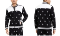 INC International Concepts INC Men's Skull Track Jacket, Created For Macy's