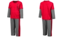 Colosseum Toddlers Louisville Cardinals Bayharts Set