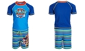 Dreamwave Toddler Boys 2-Pc. Paw Patrol Rash Guard & Swim Trunks Set