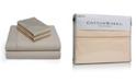 CottonWorks Pima Exclusive 1000 Thread Count Sheet Set of 4, Queen