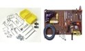 Triton Products DuraHook 26 Piece Hook Bin Assortment for Duraboard or Pegboard 24 Asst Hooks 2 Bins