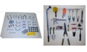 Triton Products Duraboard Pegboards with 22 Piece DuraHook Assortment and Wall Mounting Hardware