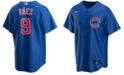Nike Men's Javier Baez Chicago Cubs Official Player Replica Jersey