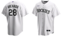 Nike Men's Nolan Arenado Colorado Rockies Official Player Replica Jersey