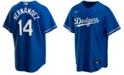 Nike Men's Enrique Hernandez Los Angeles Dodgers Official Player Replica Jersey