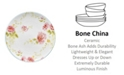 Noritake Peony Pageant Coupe Accent Plate