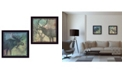 Trendy Decor 4U Trendy Decor 4u Wildlife Collection Collection by Barb Tourtillotte, Printed Wall Art, Ready to Hang Collection