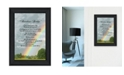 Trendy Decor 4U Trendy Decor 4U Rainbow Bridge by Ready to hang Framed Print Collection
