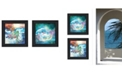 Trendy Decor 4U Trendy Decor 4U Mermaids 2-Piece Vignette by Bluebird Barn Collection