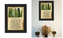 Trendy Decor 4U Trendy Decor 4u in Loving Memory by Trendy Decor4u, Printed Wall Art, Ready to Hang Collection