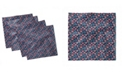 """Ambesonne Philodendron Set of 4 Napkins, 12"""" x 12"""""""
