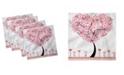 "Ambesonne Valentine Set of 4 Napkins, 12"" x 12"""