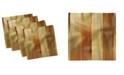 "Ambesonne Earth Tones Set of 4 Napkins, 18"" x 18"""