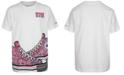 Converse Big Boys Oversized Chucks Logo T-Shirt