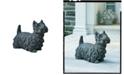 Campania International Angus Scotty Dog Garden Statue