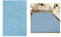 KM Home Bellissima 012/1000 Denim 2' x 3' Area Rug