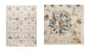 "Global Rug Designs Barnes Bar02 Ivory 7'10"" x 10'2"" Area Rug"