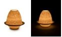Lladro Lladro Collectible Figurine, Lithophane Candle Holder